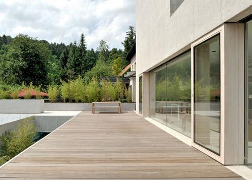 Maison design minimaliste