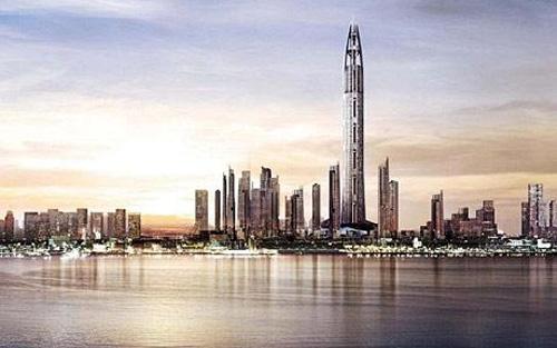 Image de synthèse du projet immobilier.