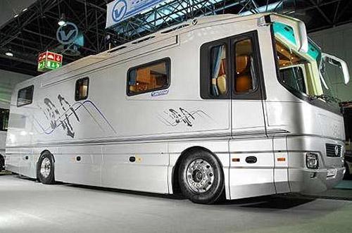 camping car maison roulante