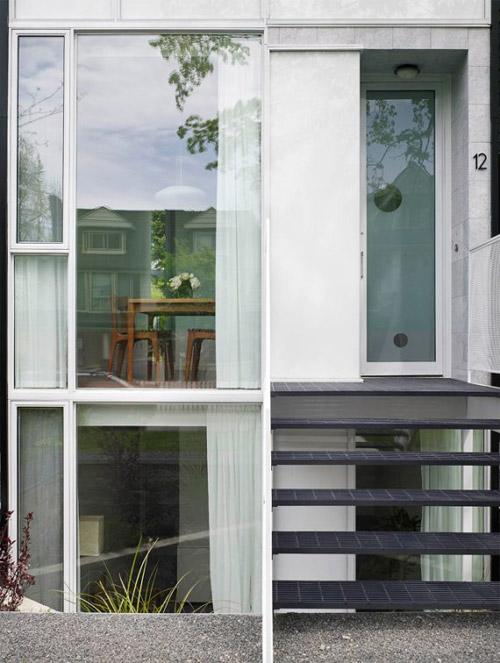 Photo dune maison moderne