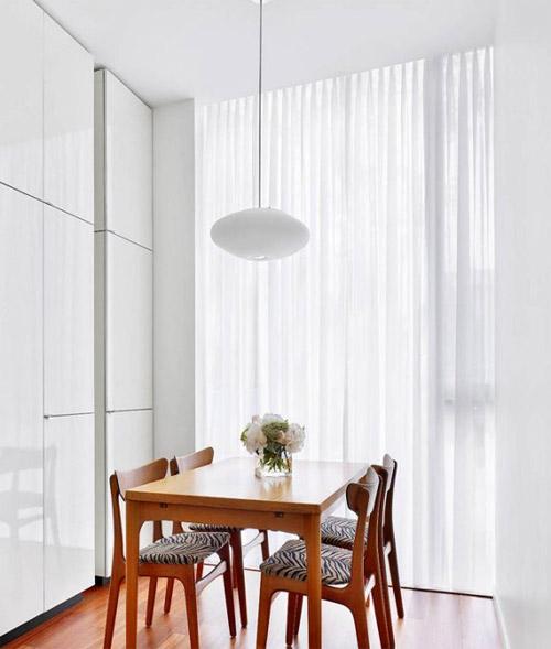 Salle à manger moderne et design