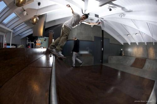 maison skate board