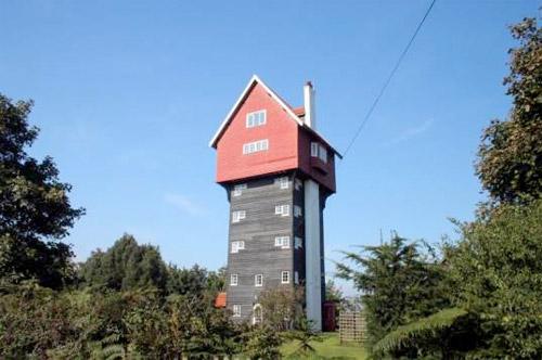 Maison chateau d'eau