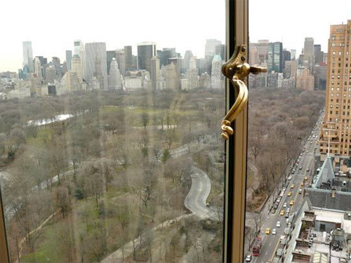 appartement avec vue sur Central Park New York