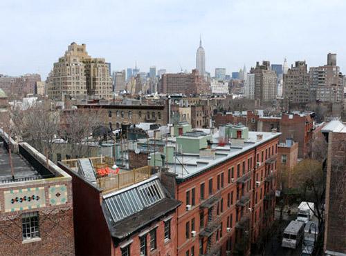 appartement avec vue sur New York