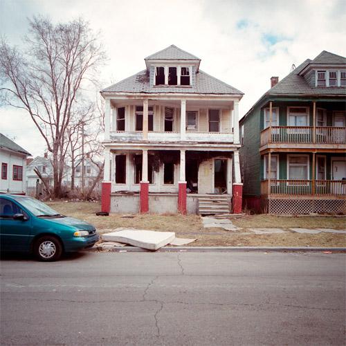 maison abandonnee