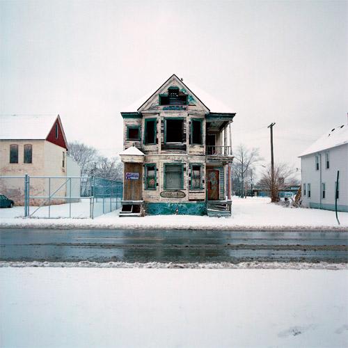 photo maison abandonnee