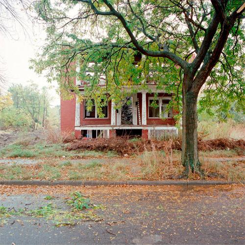 Photos de maisons abandonnées