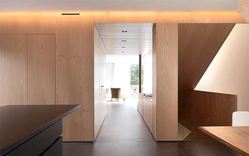 Maison en bois en Suisse