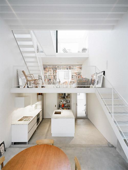 maison espaces ouverts