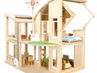 Maison de poupée design et écolo