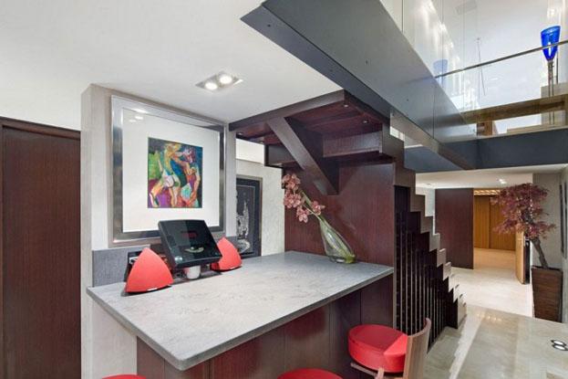 La maison de DSK à New York