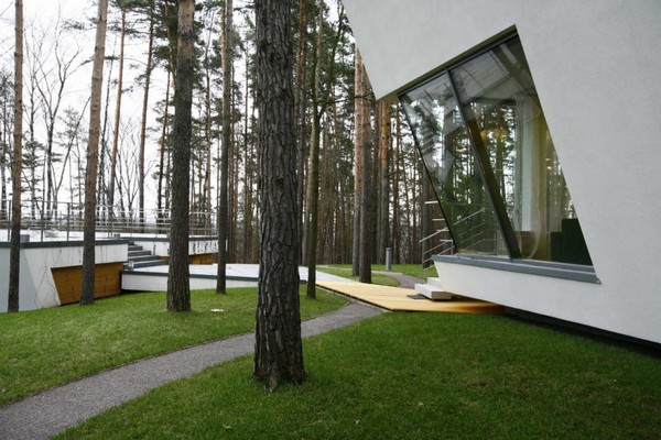Maison d'architecte  Moscou