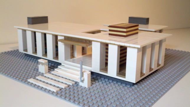 Maison lego 11 - Home design photo ...