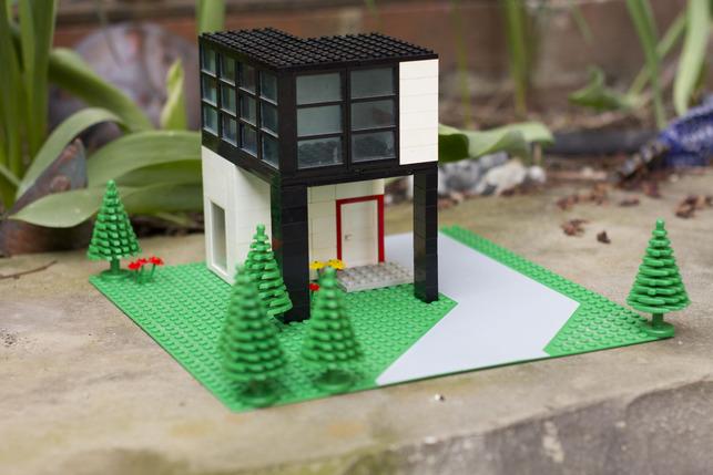 maison lego 4. Black Bedroom Furniture Sets. Home Design Ideas