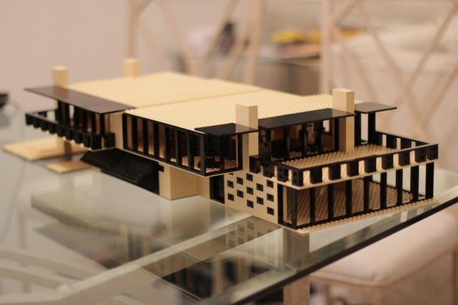 Maison lego 8 Home architecture competition