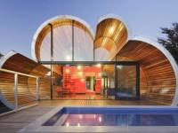 La maison nuage par les architectes McBride Charles Ryans