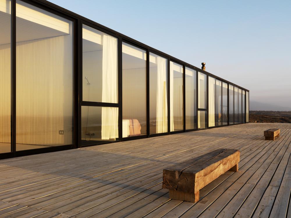 Maison architecte face a la mer 18 for Architecture de maison