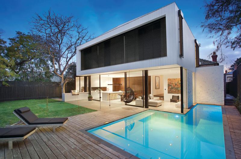 Maison avec extension 2 for Maison avec extension