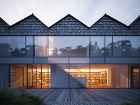 Hendee-Borg House par William O'Brien Jr.