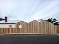 Profile House à Melbourne par Black Line One X