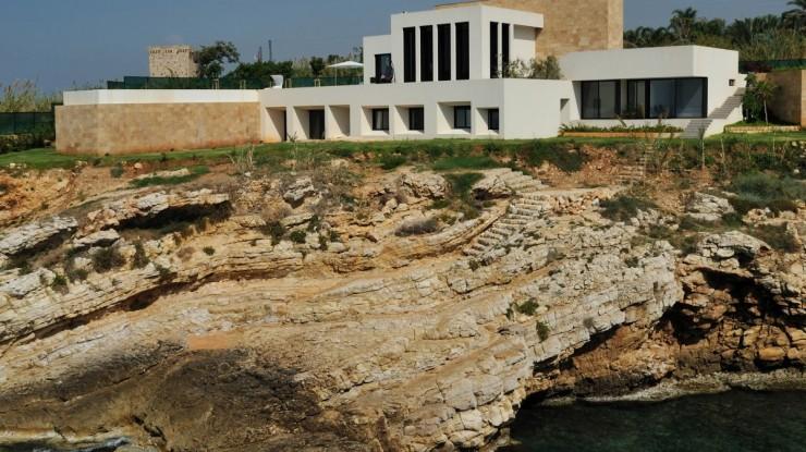 Fidar Beach House par Raëd Abillama Architects