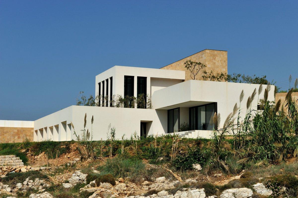 Maison architecte cubique 02 for Architecture cubique